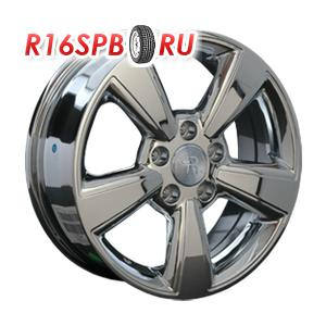 Литой диск Replica Nissan NS38 (FR569) 6.5x16 5*114.3 ET 40 Chrome