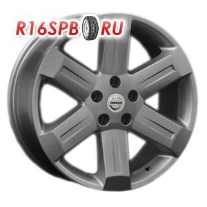 Литой диск Replica Nissan NS40 7.5x18 5*114.3 ET 50 GM