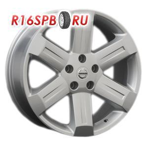 Литой диск Replica Nissan NS40 7.5x18 5*114.3 ET 50 S
