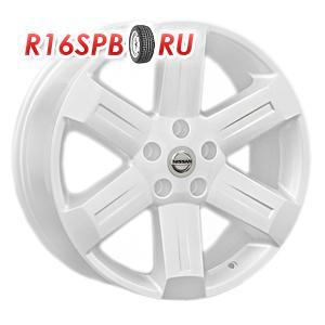 Литой диск Replica Nissan NS40 7.5x18 5*114.3 ET 50 W
