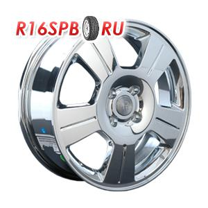 Литой диск Replica Nissan NS42 6x16 4*100 ET 50 Chrome
