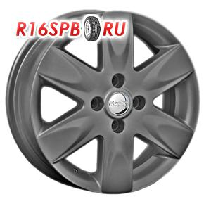 Литой диск Replica Nissan NS43 5.5x15 4*100 ET 45 GM
