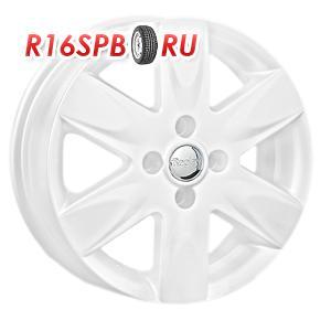 Литой диск Replica Nissan NS43 5.5x15 4*100 ET 45 W