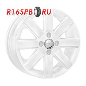 Литой диск Replica Nissan NS44 (FR807) 5.5x15 4*100 ET 45 W
