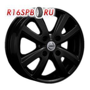 Литой диск Replica Nissan NS47 5.5x15 4*114.3 ET 40 MB