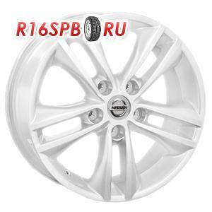 Литой диск Replica Nissan NS54 6.5x16 5*114.3 ET 40 W