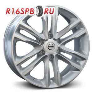 Литой диск Replica Nissan NS55
