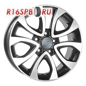 Литой диск Replica Nissan NS62 7x17 5*114.3 ET 47 BKF