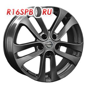Литой диск Replica Nissan NS63 7x17 5*114.3 ET 45 GM