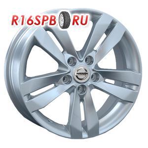 Литой диск Replica Nissan NS67 7x17 5*114.3 ET 47 S