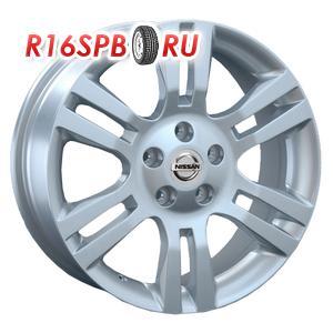 Литой диск Replica Nissan NS68 7x17 5*114.3 ET 45 S