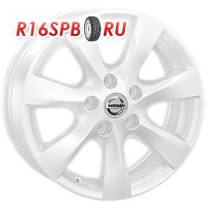 Литой диск Replica Nissan NS72 6.5x16 5*114.3 ET 40 W