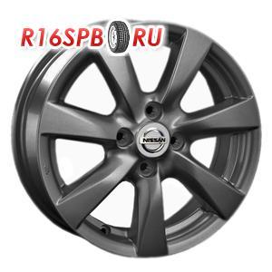Литой диск Replica Nissan NS74 5.5x15 4*100 ET 45 GM
