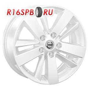 Литой диск Replica Nissan NS75 6.5x16 5*114.3 ET 40 W