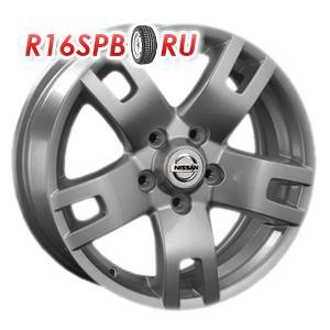 Литой диск Replica Nissan NS76 6.5x16 5*114.3 ET 40 GM