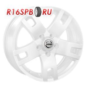 Литой диск Replica Nissan NS76 6.5x16 5*114.3 ET 40 W