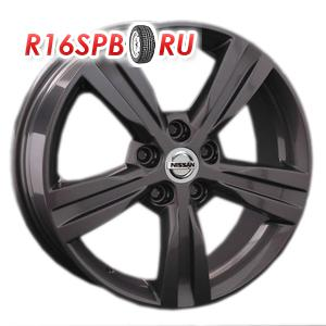 Литой диск Replica Nissan NS77 6.5x17 5*114.3 ET 45 GM