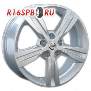 Литой диск Replica Nissan NS77 6.5x17 5*114.3 ET 45 S