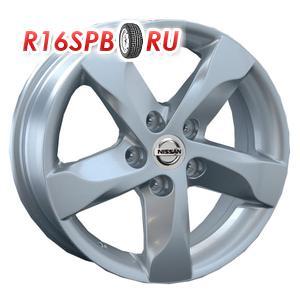 Литой диск Replica Nissan NS80 7x17 5*114.3 ET 50 S
