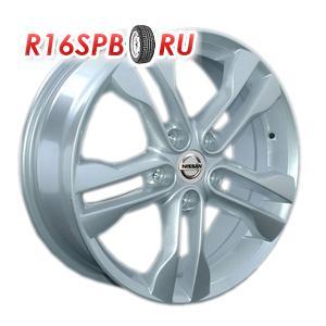 Литой диск Replica Nissan NS81 7.5x18 5*114.3 ET 50 S
