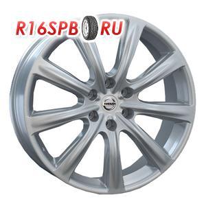 Литой диск Replica Nissan NS84 8x20 6*139.7 ET 35 S