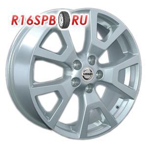 Литой диск Replica Nissan NS85 7x17 5*114.3 ET 47 S