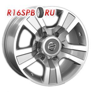 Литой диск Replica Nissan NS86 8x16 6*139.7 ET 10 GMFP