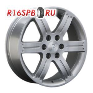 Литой диск Replica Nissan NS90 8.5x20 6*139.7 ET 46 S