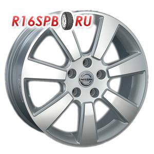 Литой диск Replica Nissan NS93 6.5x17 5*114.3 ET 45 SF