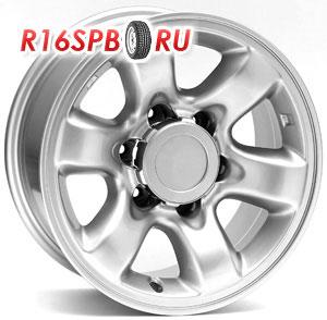 Литой диск Replica Nissan W1807 8x16 6*139.7 ET 10