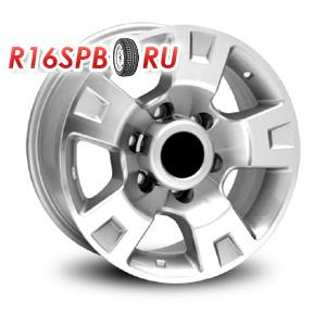 Литой диск Replica Nissan W1808 8x16 6*139.7 ET 10