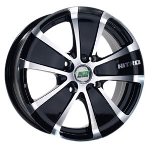 Литой диск Nitro N2O Y739 6x14 4*100 ET 45