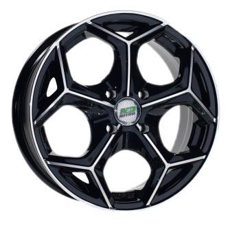 Литой диск Nitro N2O Y741 6x15 5*114.3 ET 45