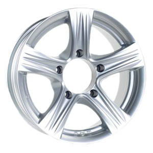 Литой диск Nitro Y7330 6.5x15 5*139.7 ET 40