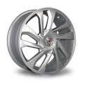 NZ 706 7x16 5*108 ET 38 dia 70.1 Racing Black Front Polished