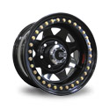 Off-Road-Wheels УАЗ BeadLock 7x15 5*139.7 ET 0 dia 110 Black