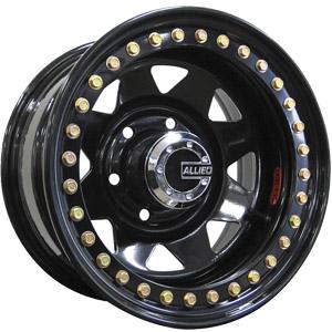 Штампованный диск Off-Road-Wheels УАЗ BeadLock 8x16 5*139.7 ET -19