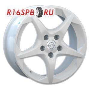 Литой диск Replica Opel OPL4 (FR502) 6.5x16 5*110 ET 37 W