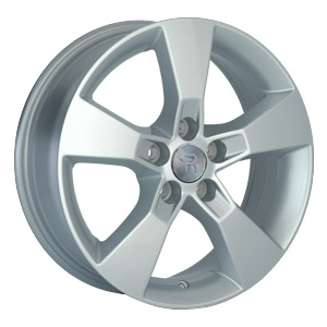 Литой диск Replica Opel OPL43 7x18 5*105 ET 38
