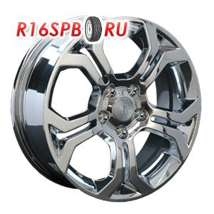 Литой диск Replica Opel OPL5 6.5x16 5*110 ET 37 Chrome