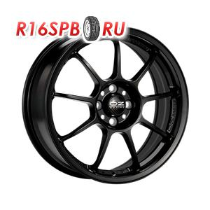 Литой диск OZ Racing Alleggerita HLT 9x18 5*130 ET 43 Matt Black