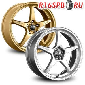 Литой диск OZ Racing Crono HT 8x17 5*114.3 ET 48