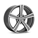OZ Racing Montecarlo HLT 9.5x20 5*130 ET 60 dia 71.6 Matt Black