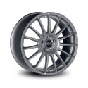 OZ Racing Superturismo Dakar 9.5x21 5*130 ET 55 dia 71.6 Matt Race Silver