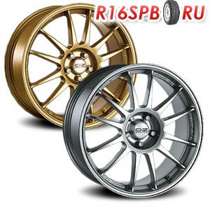 Диск OZ Racing Superleggera 7x16 5*100 ET 35