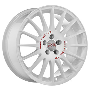 Литой диск OZ Racing Superturismo WRC 7x16 4*108 ET 25