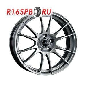 Литой диск OZ Racing Ultraleggera 9x18 5*114.3 ET 35 Titanium Polished