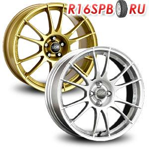 Литой диск OZ Racing Ultraleggera 7x17 4*100 ET 37