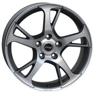 Литой диск PDW Wheels Kotaro 7.5x17 5*114.3 ET 35