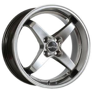 Литой диск PDW Wheels Lenzo 7x16 4*98 ET 38
